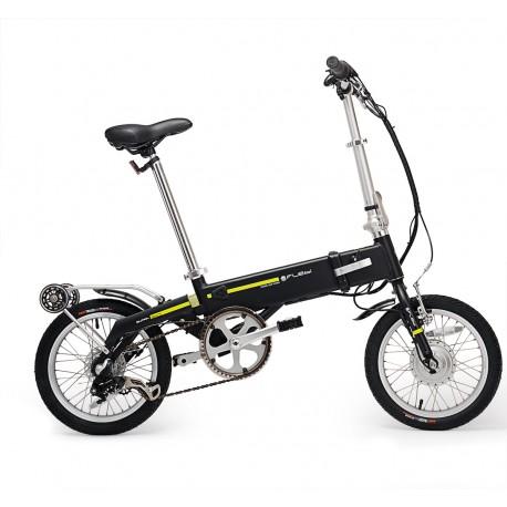 Bicicleta eléctrica plegable Flebi Supra 2.0