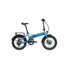 Bicicleta eléctrica plegable Monza