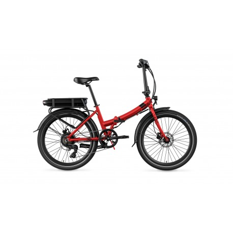 Bicicleta eléctrica plegable Siena
